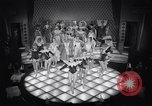Image of dancers in night club Paris France, 1956, second 39 stock footage video 65675032323