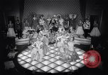 Image of dancers in night club Paris France, 1956, second 40 stock footage video 65675032323