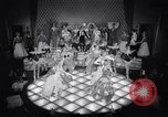 Image of dancers in night club Paris France, 1956, second 41 stock footage video 65675032323