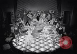 Image of dancers in night club Paris France, 1956, second 44 stock footage video 65675032323