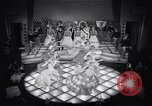 Image of dancers in night club Paris France, 1956, second 47 stock footage video 65675032323