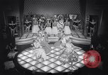 Image of dancers in night club Paris France, 1956, second 49 stock footage video 65675032323
