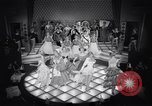 Image of dancers in night club Paris France, 1956, second 50 stock footage video 65675032323