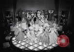 Image of dancers in night club Paris France, 1956, second 51 stock footage video 65675032323