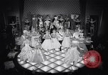 Image of dancers in night club Paris France, 1956, second 52 stock footage video 65675032323