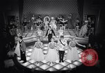 Image of dancers in night club Paris France, 1956, second 56 stock footage video 65675032323