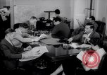 Image of reporters Washington DC USA, 1944, second 18 stock footage video 65675032330