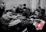 Image of reporters Washington DC USA, 1944, second 19 stock footage video 65675032330