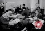 Image of reporters Washington DC USA, 1944, second 20 stock footage video 65675032330