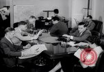 Image of reporters Washington DC USA, 1944, second 22 stock footage video 65675032330