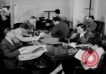 Image of reporters Washington DC USA, 1944, second 26 stock footage video 65675032330