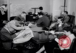 Image of reporters Washington DC USA, 1944, second 28 stock footage video 65675032330