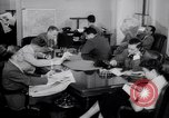 Image of reporters Washington DC USA, 1944, second 29 stock footage video 65675032330