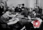 Image of reporters Washington DC USA, 1944, second 30 stock footage video 65675032330