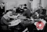 Image of reporters Washington DC USA, 1944, second 32 stock footage video 65675032330