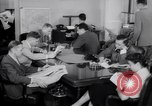 Image of reporters Washington DC USA, 1944, second 34 stock footage video 65675032330