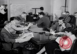 Image of reporters Washington DC USA, 1944, second 35 stock footage video 65675032330