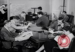 Image of reporters Washington DC USA, 1944, second 36 stock footage video 65675032330