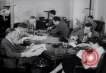 Image of reporters Washington DC USA, 1944, second 38 stock footage video 65675032330