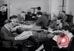 Image of reporters Washington DC USA, 1944, second 44 stock footage video 65675032330