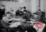 Image of reporters Washington DC USA, 1944, second 51 stock footage video 65675032330