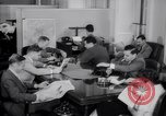 Image of reporters Washington DC USA, 1944, second 54 stock footage video 65675032330