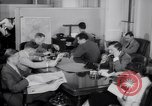 Image of reporters Washington DC USA, 1944, second 57 stock footage video 65675032330