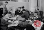 Image of reporters Washington DC USA, 1944, second 59 stock footage video 65675032330