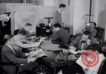 Image of reporters Washington DC USA, 1944, second 61 stock footage video 65675032330