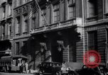Image of United States Consulate in Bordeaux France World War 2 Bordeaux France, 1940, second 5 stock footage video 65675032331