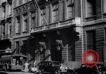 Image of United States Consulate in Bordeaux France World War 2 Bordeaux France, 1940, second 14 stock footage video 65675032331