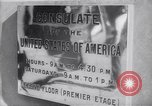 Image of United States Consulate in Bordeaux France World War 2 Bordeaux France, 1940, second 15 stock footage video 65675032331