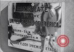 Image of United States Consulate in Bordeaux France World War 2 Bordeaux France, 1940, second 20 stock footage video 65675032331