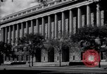 Image of Internal Revenue Service Building Washington DC USA, 1948, second 12 stock footage video 65675032334