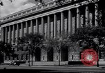 Image of Internal Revenue Service Building Washington DC USA, 1948, second 24 stock footage video 65675032334