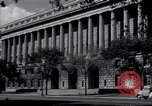 Image of Internal Revenue Service Building Washington DC USA, 1948, second 26 stock footage video 65675032334