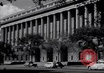 Image of Internal Revenue Service Building Washington DC USA, 1948, second 28 stock footage video 65675032334