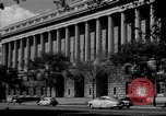 Image of Internal Revenue Service Building Washington DC USA, 1948, second 29 stock footage video 65675032334