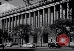Image of Internal Revenue Service Building Washington DC USA, 1948, second 30 stock footage video 65675032334