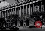 Image of Internal Revenue Service Building Washington DC USA, 1948, second 34 stock footage video 65675032334