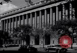 Image of Internal Revenue Service Building Washington DC USA, 1948, second 35 stock footage video 65675032334