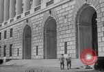 Image of Internal Revenue Service Building Washington DC USA, 1948, second 48 stock footage video 65675032334