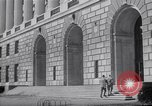 Image of Internal Revenue Service Building Washington DC USA, 1948, second 49 stock footage video 65675032334