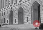 Image of Internal Revenue Service Building Washington DC USA, 1948, second 50 stock footage video 65675032334