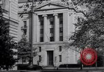 Image of Internal Revenue Service Building Washington DC USA, 1948, second 55 stock footage video 65675032334