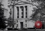 Image of Internal Revenue Service Building Washington DC USA, 1948, second 57 stock footage video 65675032334