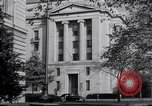 Image of Internal Revenue Service Building Washington DC USA, 1948, second 59 stock footage video 65675032334