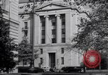 Image of Internal Revenue Service Building Washington DC USA, 1948, second 60 stock footage video 65675032334