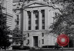 Image of Internal Revenue Service Building Washington DC USA, 1948, second 62 stock footage video 65675032334