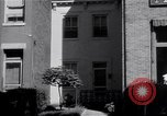 Image of Residential apartments around the US Capitol Washington DC USA, 1948, second 2 stock footage video 65675032335